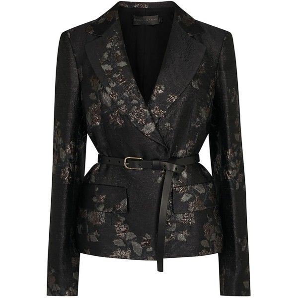 Image result for black brocade jacket
