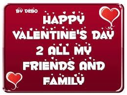 Valentine Quotes And Sayings Wishing Valentines Day