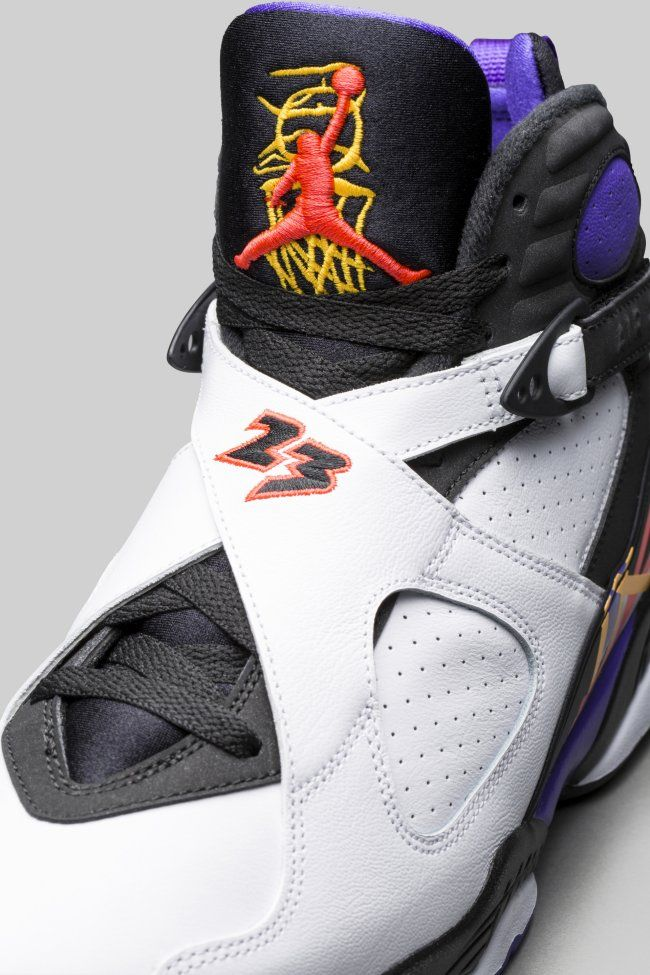 "cheap for discount a2767 ce5ca Air Jordan 8 Retro ""3-Peat"""