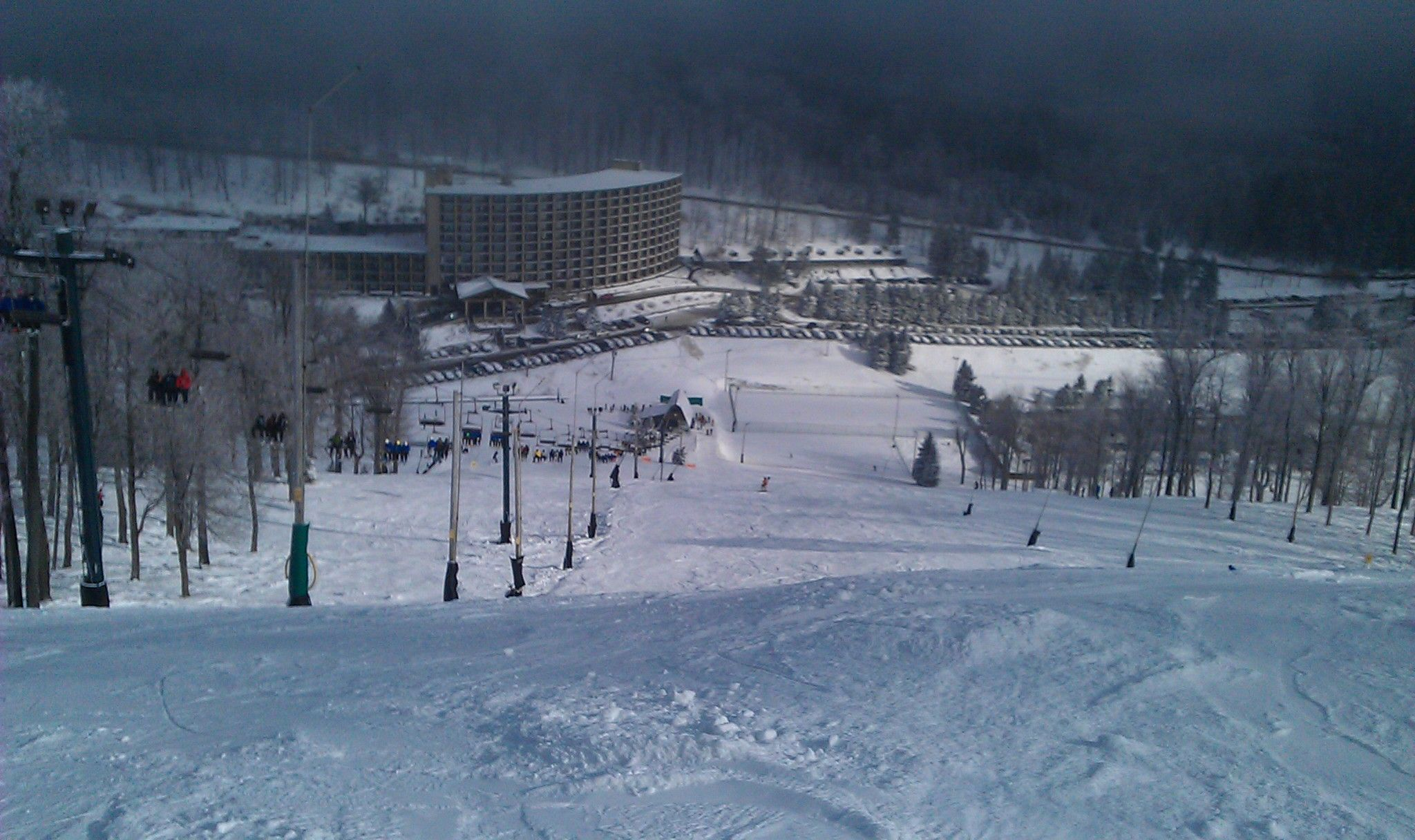7 Springs Skiing And Snowboarding At Seven Mountain Resort