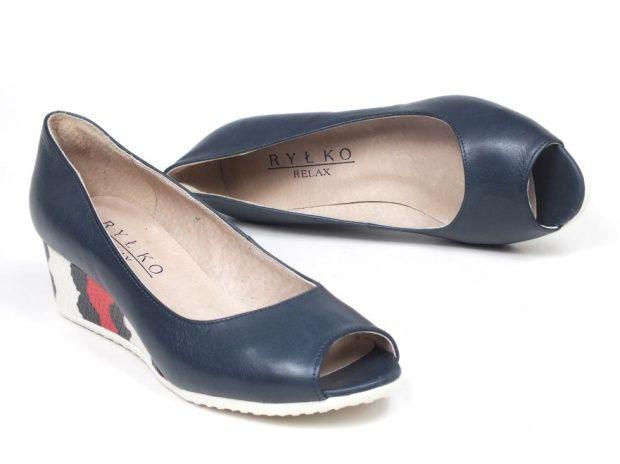 Rylko 4dl06 Granatowy Szyk R 37 Bucik 5929461673 Oficjalne Archiwum Allegro Heels Shoes Peep Toe