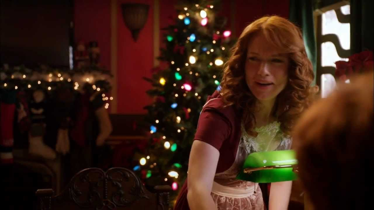 Hallmark Channel - Annie Claus Is Coming To Town - Premiere Promo ...
