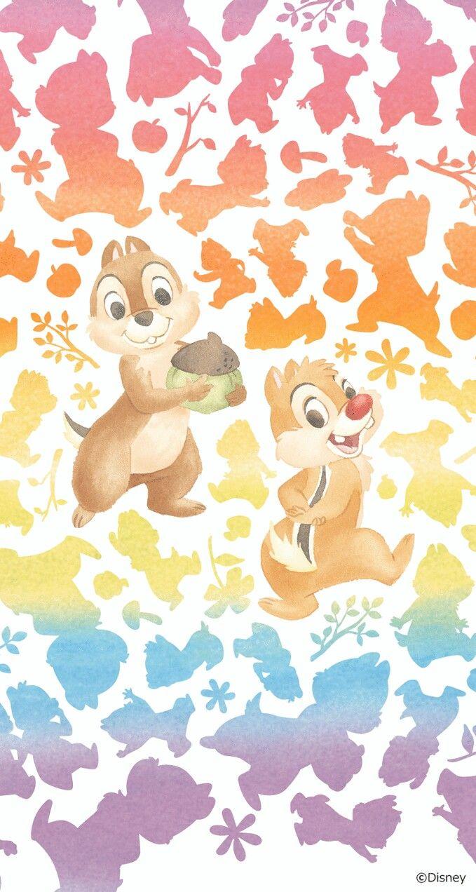 Pin By Lorara On Iphone Wallpaper Disney Chip N Dale Disney