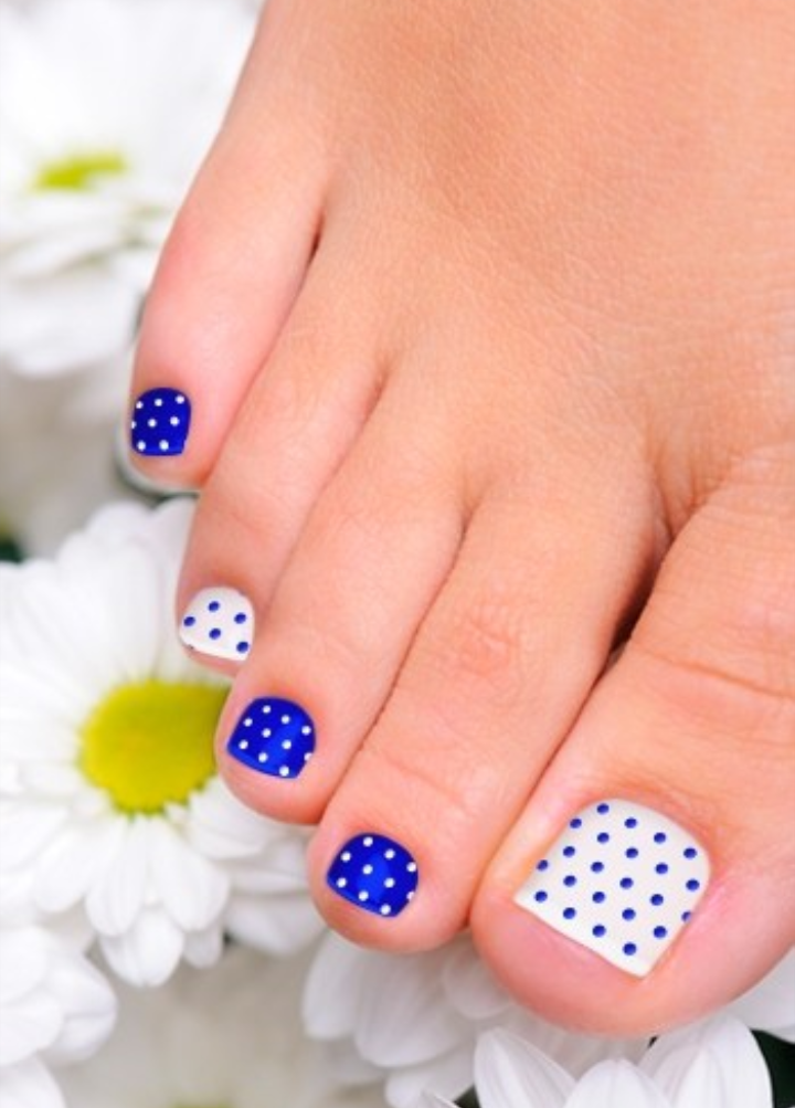 Discover Ideas About Nail Designs For Toes