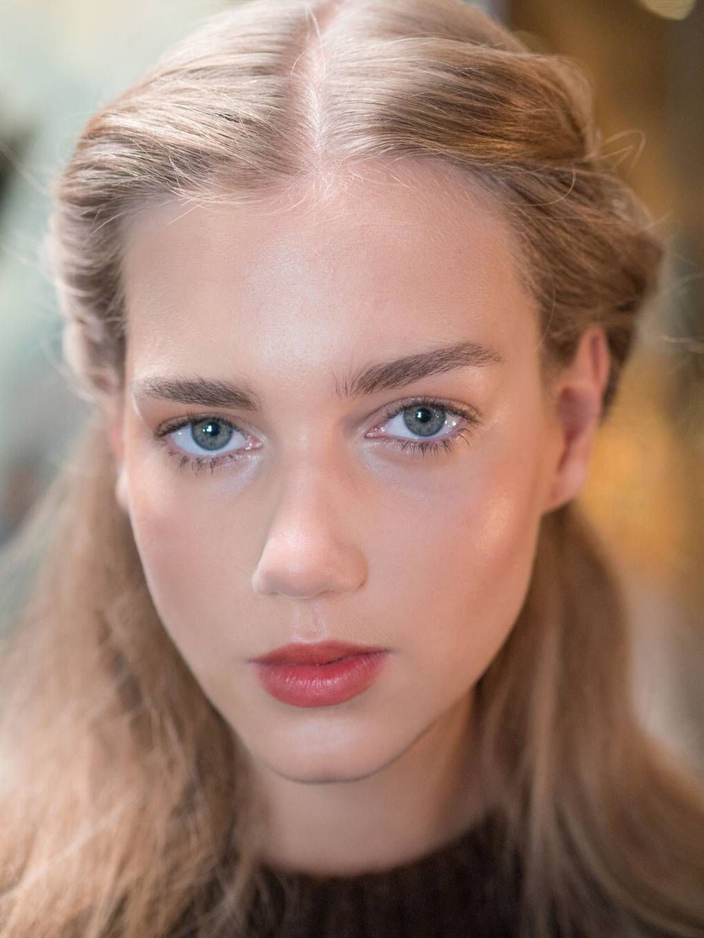 Spring/Summer 2019 Backstage Beauty With Spring hair