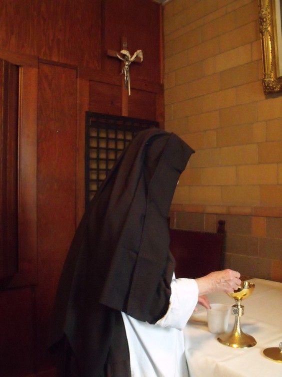 Carmelite Nuns - Allentown Monastery - Founded by Mother Therese of