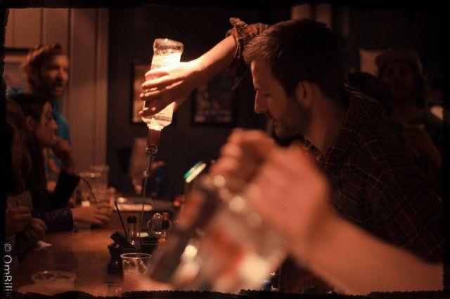 Jacks Bar, Meribel