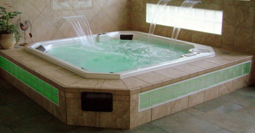 For A New Home In Ground Hot Tub Cost : In Ground Hot Tub Cost Glass ...
