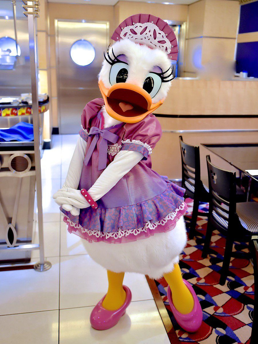 Cute Daisy Duck!!!