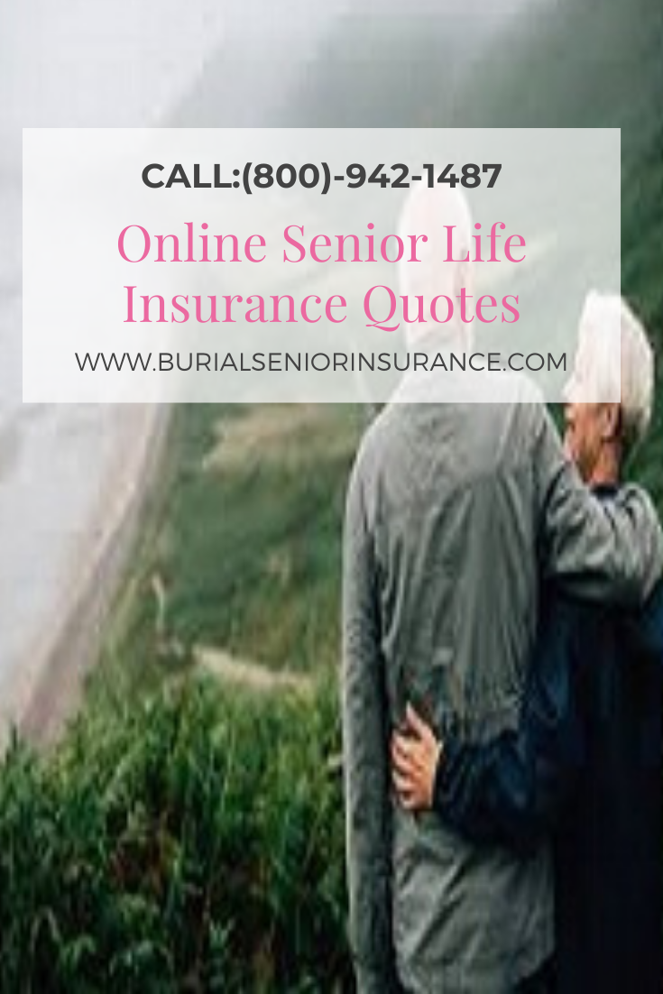 Online Senior Life Insurance Quotes In 2020 Life Insurance