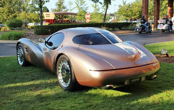 1995 Chrysler Atlantic Concept With Images Concept Cars