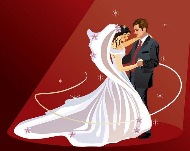 Imagenes De Novios Para Imprimir Imagenes Y Dibujos Para Imprimir Wedding Illustration Wedding Vector Wedding Couples