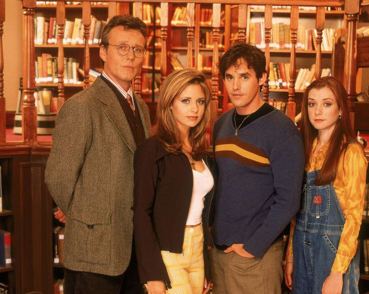 Buffy way back when.