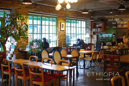カメラマンがオープンさせたカフェ ETHIOPIA @ホンデ| ウーマンエキサイト みんなの投稿
