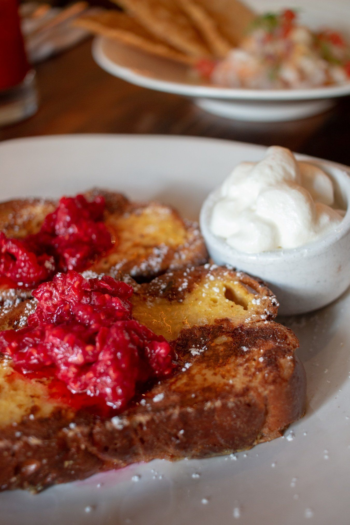 This was some of the best french toast in San Francisco in
