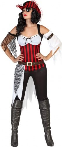 Disfraz Pirata Mujer Pirate Outfit Female Pirate Costume Halloween Work Party