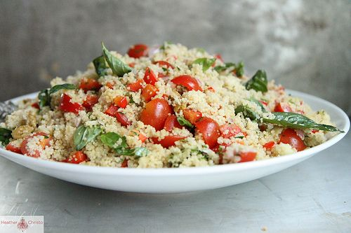 Cous Cous Salad by Heather Christo, via Flickr