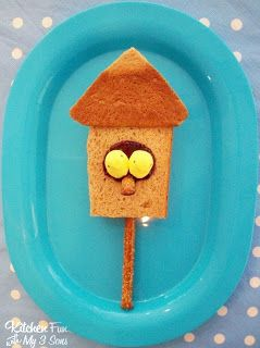 Bird House Lunch #PEEPS