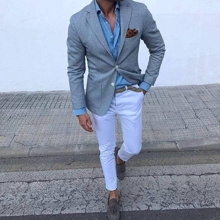 costume de cocktail des hommes