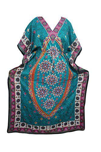 Womens Evening Caftan Dress Floral Print Maxi Kaftan Boho... https://www.amazon.com/dp/B073Y9NQ9W/ref=cm_sw_r_pi_dp_x_We9AzbB5ZEVB8