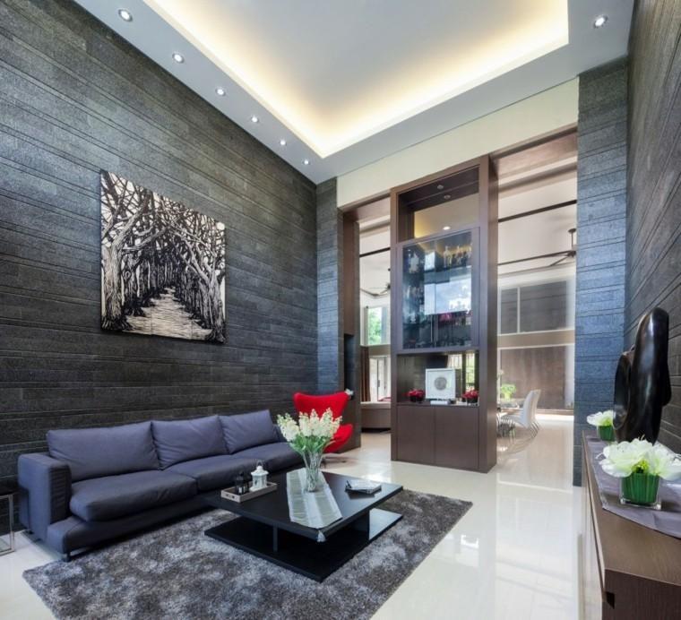 Inneneinrichtung moderne Salons 36 Designs Haus - inneneinrichtung