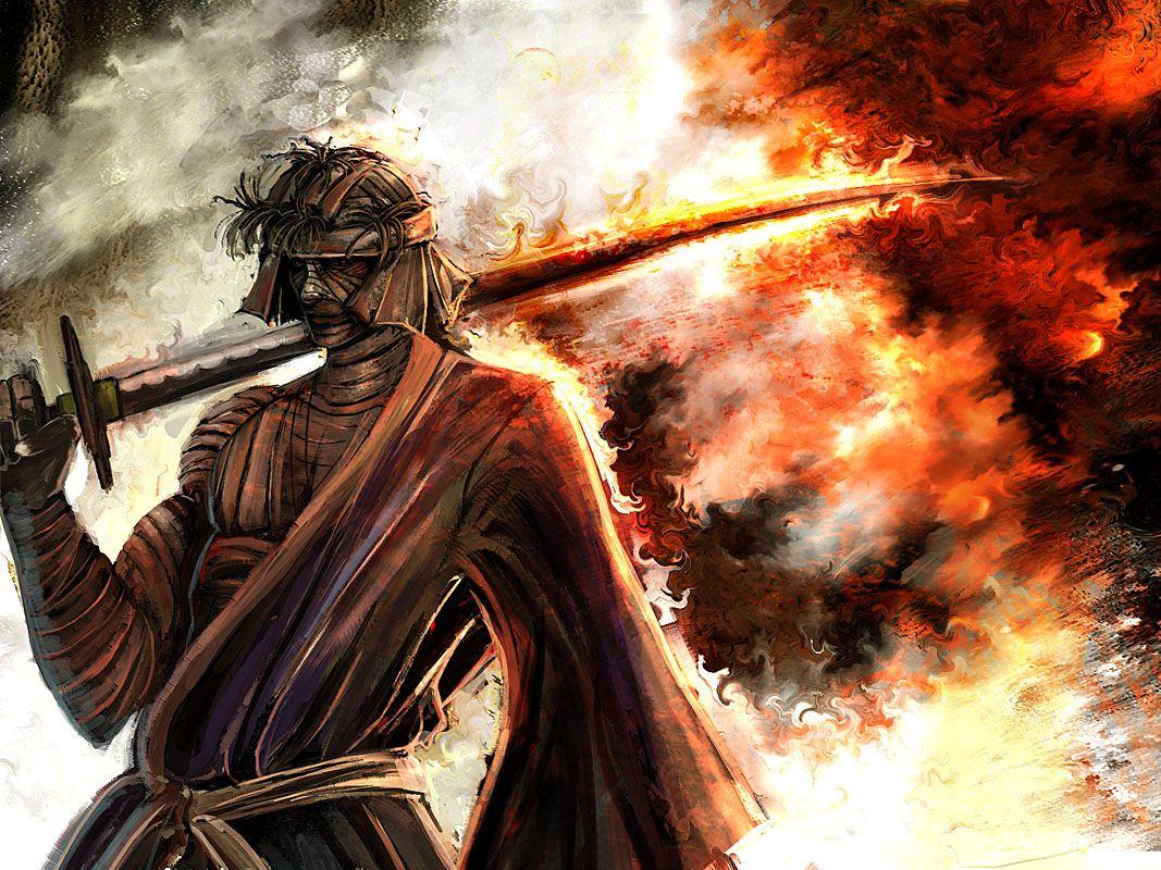 Rurouni Kenshin Meiji Kenkaku Romantan Tsuioku Hen (TV