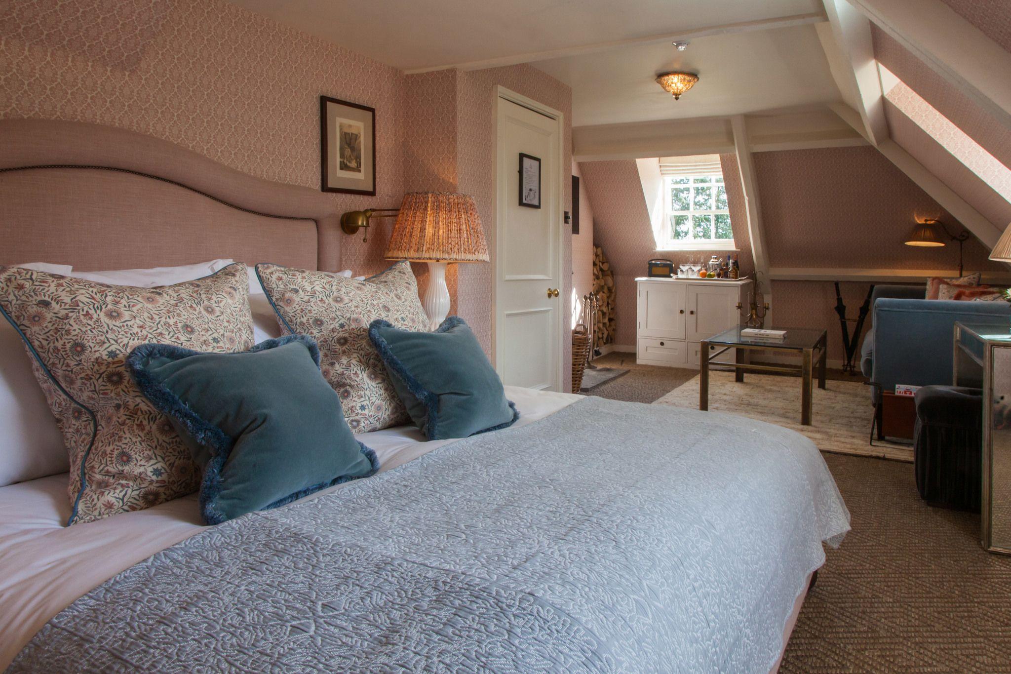 Soho House Babington House Attic Rooms Small Room Bedroom