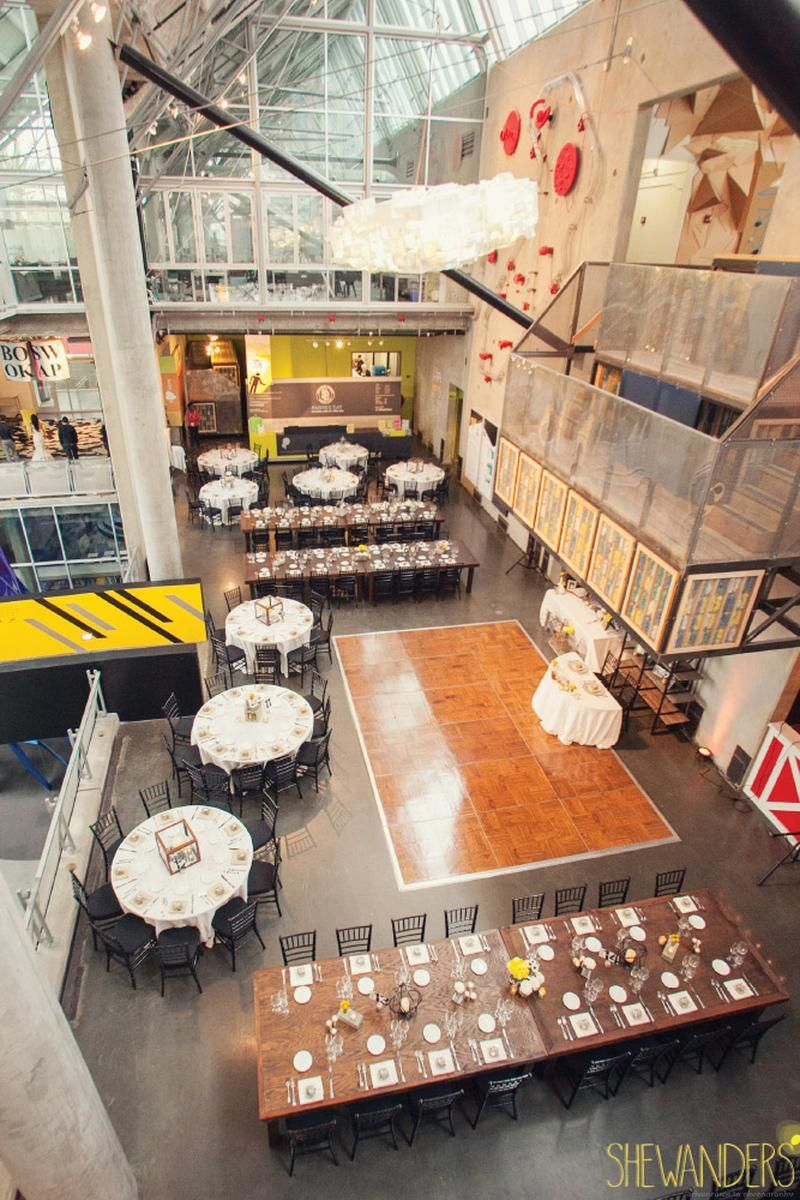 The New Children's Museum Weddings Get Prices for