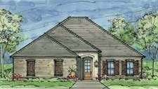 Creekwood House Plan - 3098