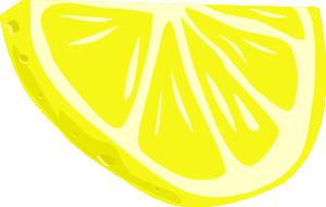 Lemon Half Slice Clip Art Clip Art Mug Art Free Clip Art