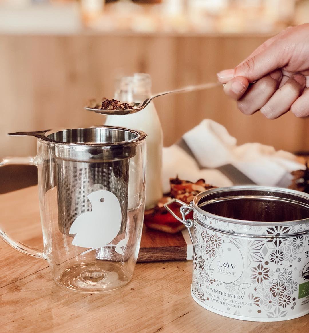 Løv Organic: 😍🍫 What's Better Than A Hot Chocolate? A