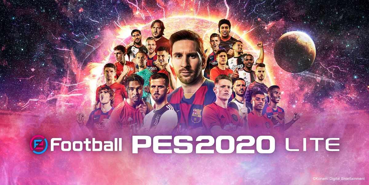 eFootball PES 2020 Lite Available Now on Xbox One, PS4