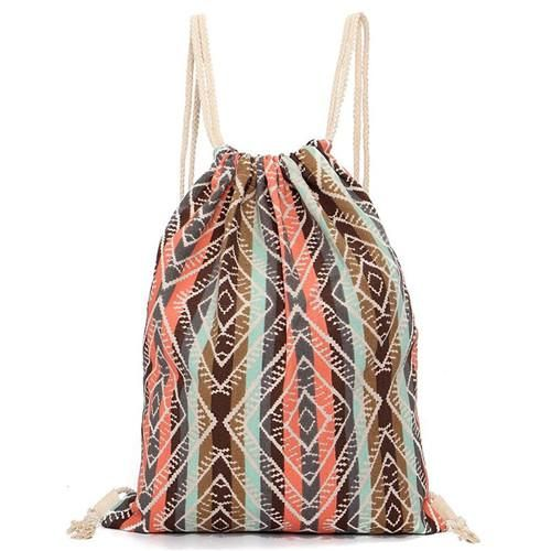 Photo of new stylish pattern design Backpacks for Women