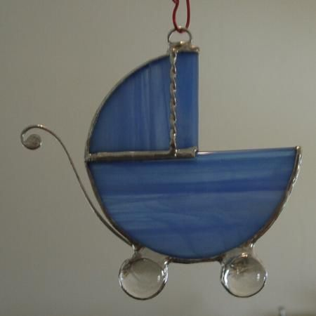 Warner Stained Glass - Paige Carroll Online Gallery