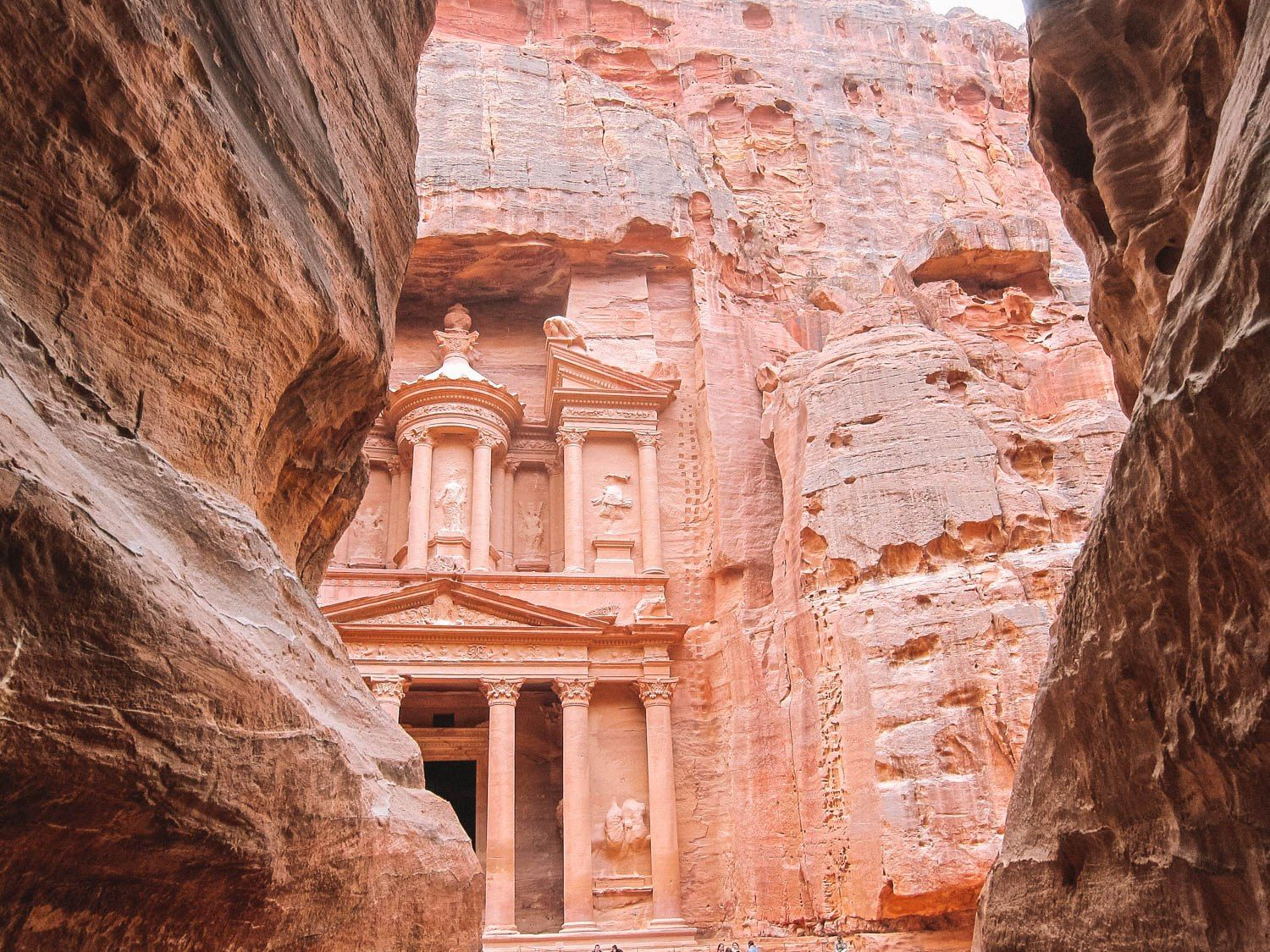 The Best Time to Travel to Jordan #traveltojordan