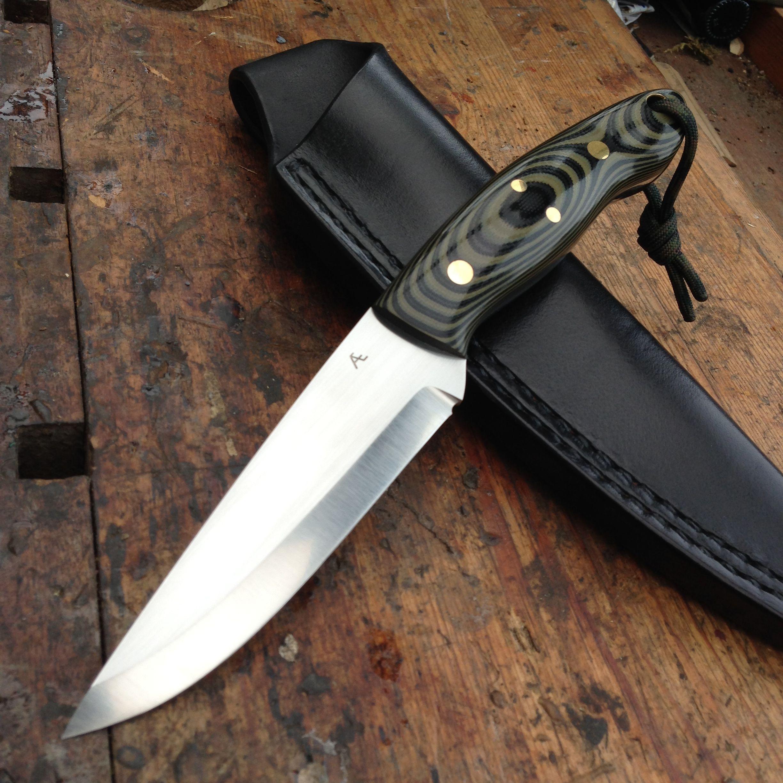 Нож охотничий rwl-34 нож складной camo defender magnum by boker
