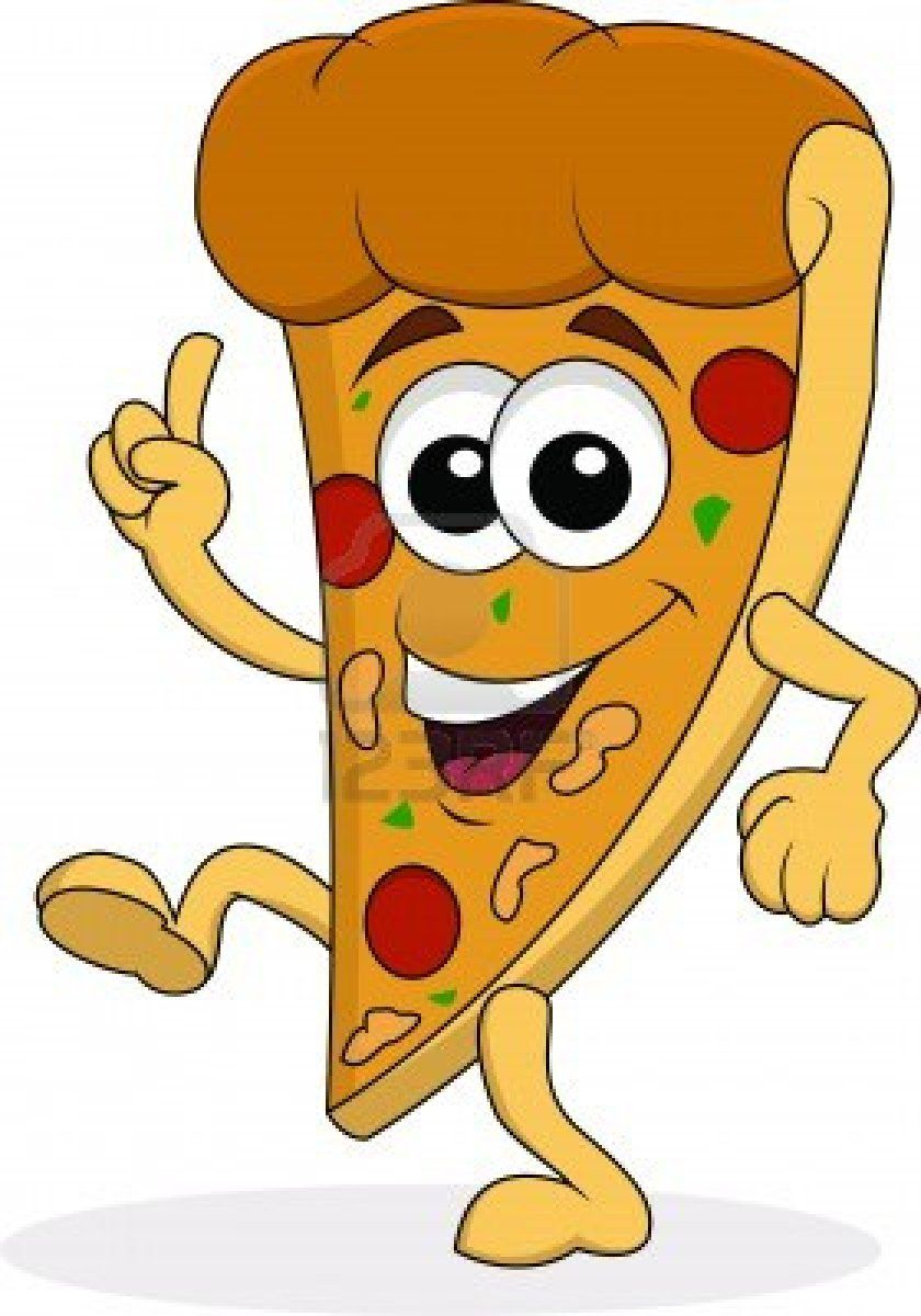 cartoon drawing of pizza - Google Search | Pizzas | Pinterest