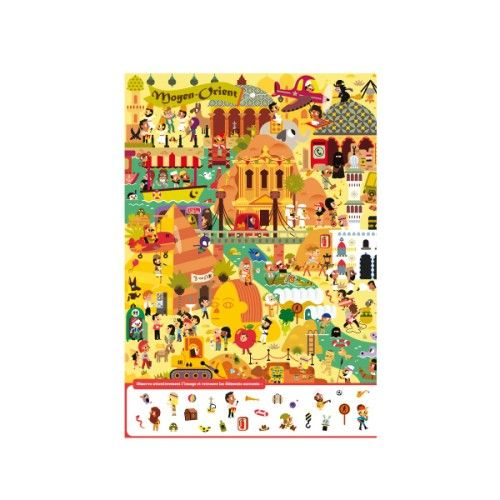 Livre Cherche Et Trouve Geant Autour Du Monde Cherche Et