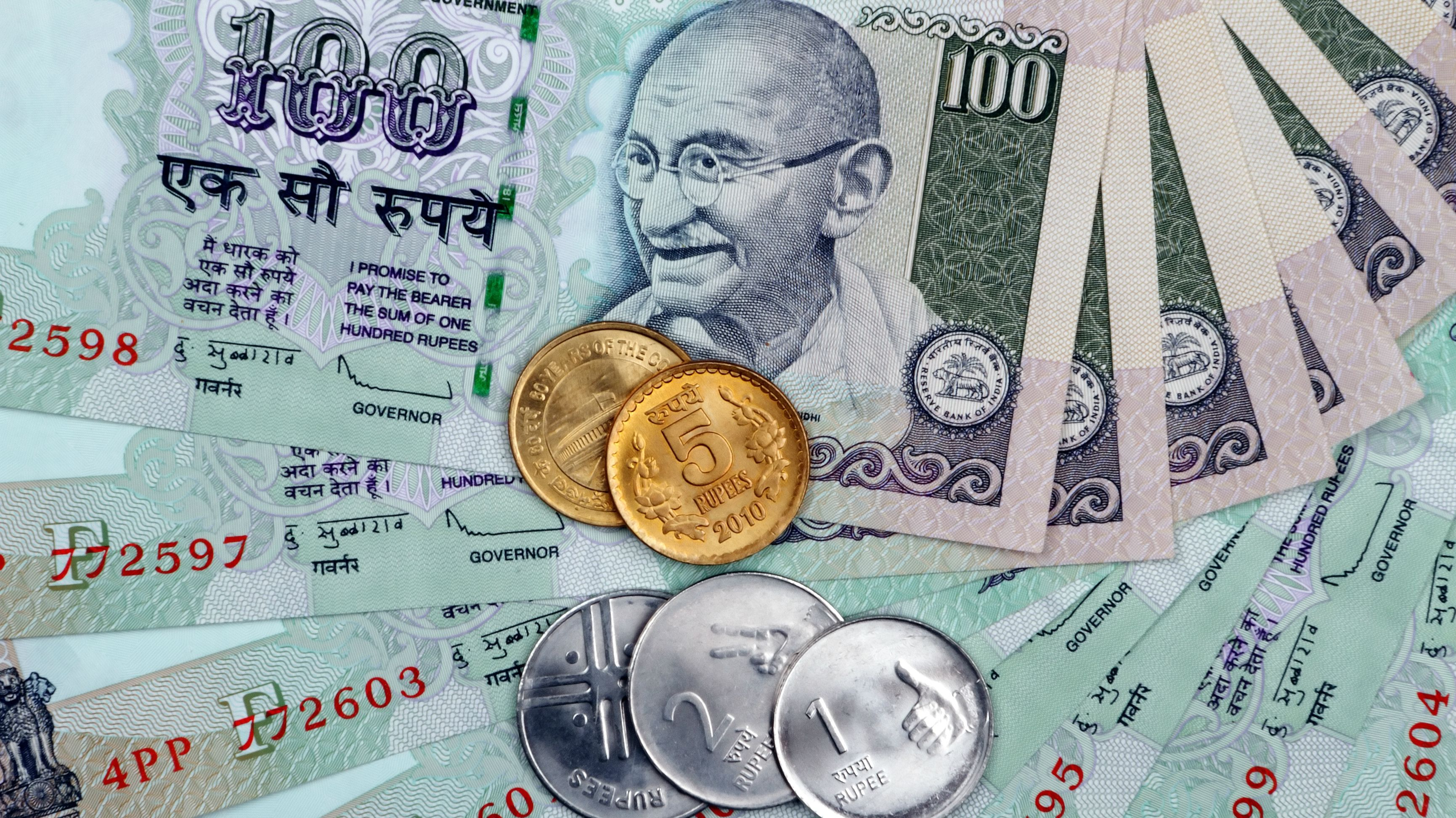 Economy Indian Currency Is Called Ruppe And One Is The Equivalent