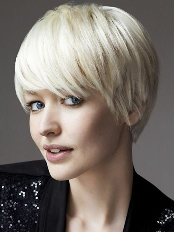 37+ Coiffure courte blonde femme idees en 2021