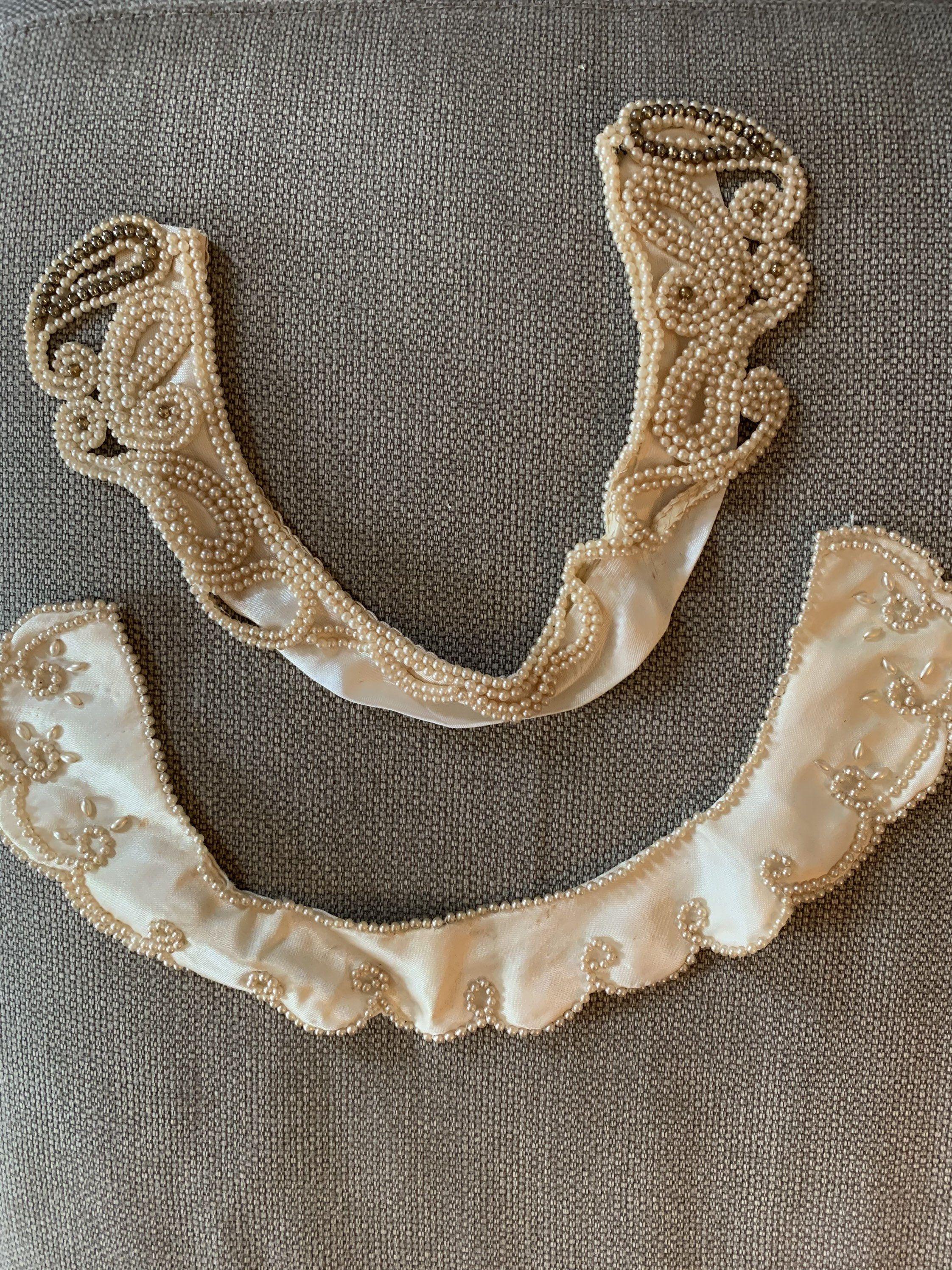Two Vintage Pearl Rbg Collars Etsy In 2020 Etsy Vintage Vintage Pearls Vintage