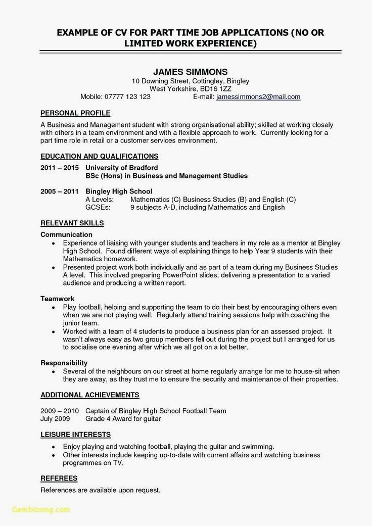 82+ Nice Resume Examples social work 2020 in 2020 Job
