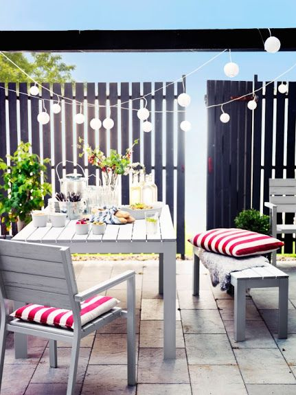 Falster Ikea Outdoor Furniture