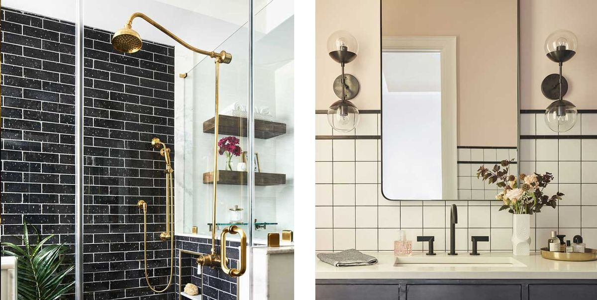 Photo of Over 30 creative bathroom tile ideas you should try