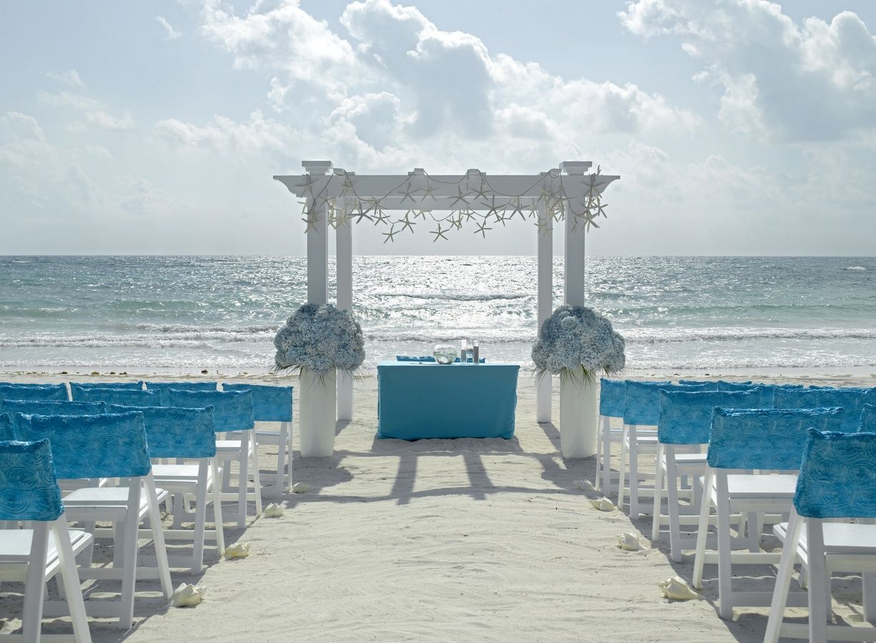 Waves Of Love Package Beach Ceremony Mayan Riviera