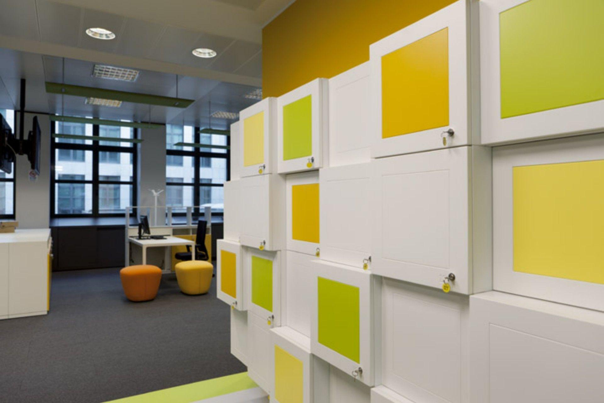 Progetto CMR Massimo Roj Architects contemporary offices ...