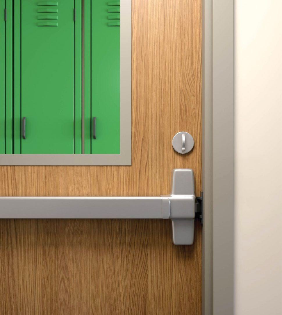 Image Result For Crash Bars For Doors Door Handles Doors Home Decor