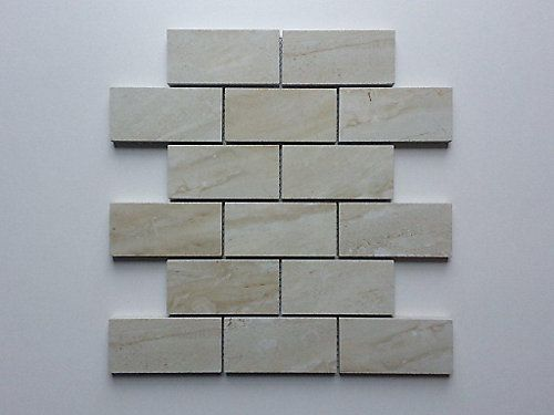 Dal Tile Inch X Inch Sea Cliff Mosaic Ceramic Tile The Home - 2 inch by 2 inch ceramic tiles