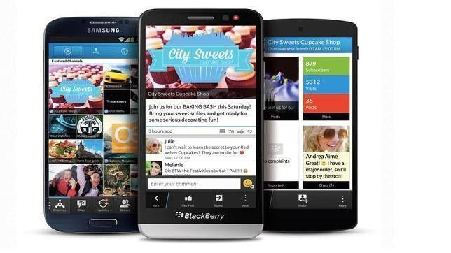 BlackBerry Messenger añade llamadas de voz e integración con Dropbox en iOS y Android.  El servicio de mensajería BlackBerry Messenger (BBM) ha añadido las funcionalidades de llamadas de voz, integración con Dropbox y canales especializados en su nueva actualización para las plataformas iOS y Android, cuya versión se lanzó en octubre.