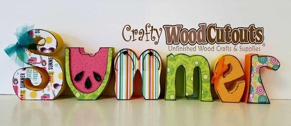 New crafts crafty wood cutouts summertime pinterest wood new crafts crafty wood cutouts sciox Images